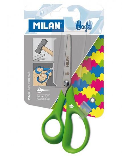 Žirklės kairiarankiams MILAN, 14.5 cm