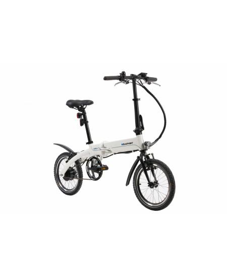 """Blaupunkt Carla 190, E-Bike, 250 W, 16 """", 25 km/h, Arctic-White"""