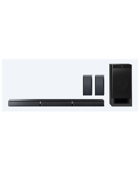 Sony HT-RT3 Black, Home Theater System with Bluetooth Technology, NFC