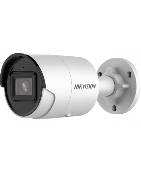 Hikvision IP Camera DS-2CD2086G2-IU F4 Bullet, 8 MP, 2.8/4/6 mm, Power over Ethernet (PoE), IP67, H.265+, Micro SD/SDHC/SDXC, Ma
