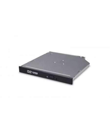 H.L Data Storage 12.7mm Slim DVD-Writer GTC0N Internal, Interface SATA, DVD±RW, CD read speed 24 x, CD write speed 24 x, Black