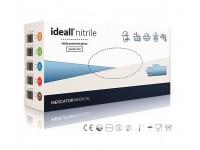 Vienkartinės nitrilinės pirštinės IDEALL, XL dydis, 100 vnt.