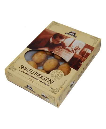 Sausainiai VECAIS BEKERIS, su kondensuoto pieno produktu, 250 g