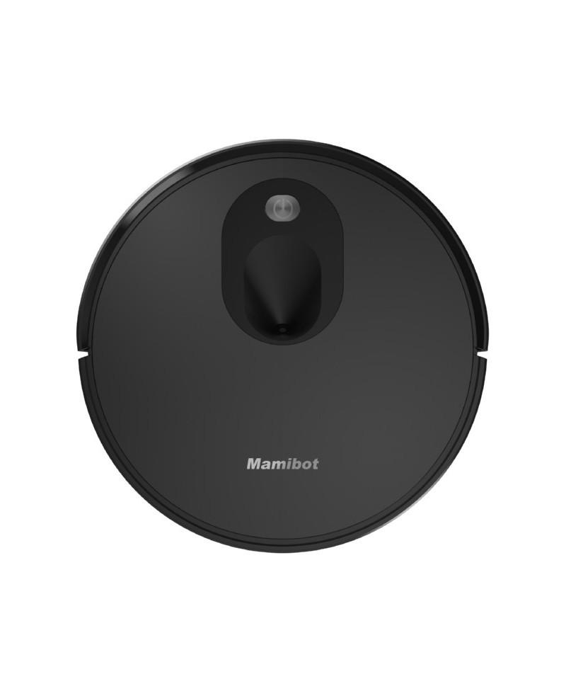 Mamibot Vacuum cleaner EXVAC680S Robot, 90–120 min, 0.6 L, 55 dB, Wet & Dry, Black, Lithium Ion