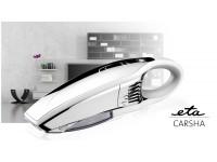ETA Vacuum cleaner   CARSHA Handheld, White, 0.4 L, 78 dB, HEPA filtration system, Cordless, 14.4 V, 20 min