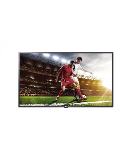 "LG 43UT640S0ZA 43"" (108 cm), Ultra HD, 3840 x 2160, DVB-T2/C/S2, Black"