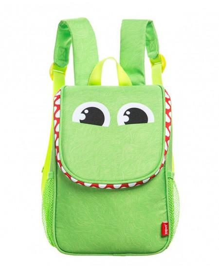 Vaikiška kuprinė Wildlings Lunch Bag, MBP-WD-ALI, žalia