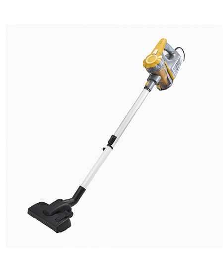 Adler Vacuum Cleaner AD 7036 Handstick 2in1,  Yellow/Grey, 800 W, 1.5 L,