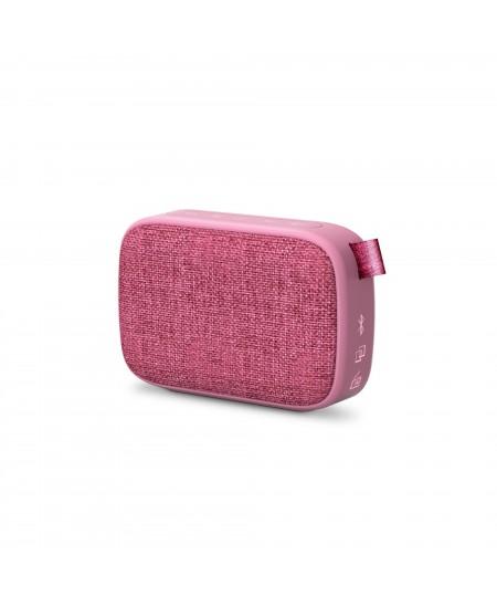 Energy Sistem Fabric Box 1+ Pocket 3 W, Portable, Wireless connection, Grape, Bluetooth