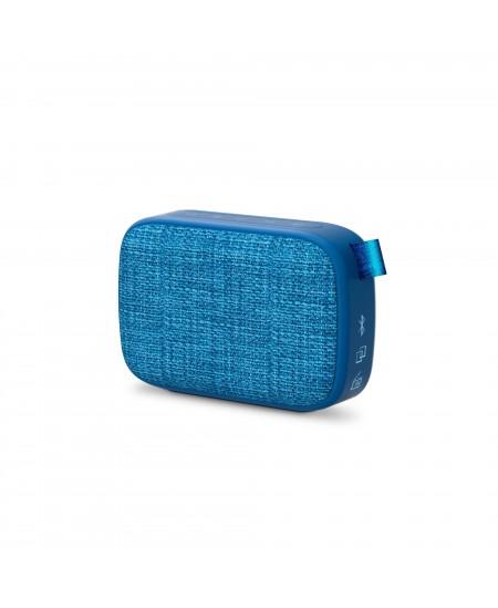 Energy Sistem Fabric Box 1+ Pocket 3 W, Portable, Wireless connection, Blueberry, Bluetooth
