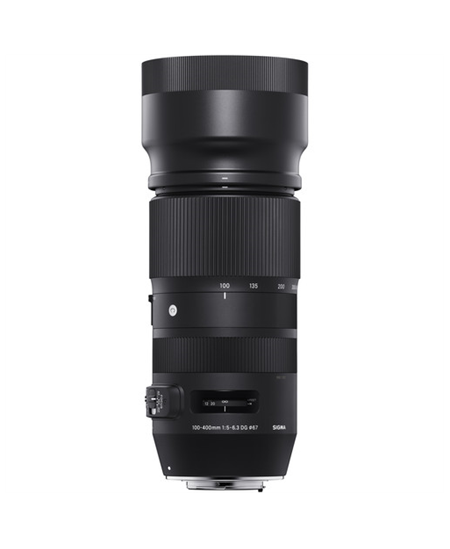 Sigma 100-400mm F5-6.3 DG OS HSM Canon