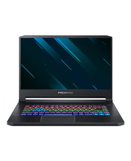 """Acer Predator Triton 500 PT515-52-74NF Black, 15.6 """", IPS, FHD, 1920 x 1080 pixels, Matt, Intel Core i7, i7-10750H, 32 GB,"""