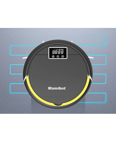 Mamibot Vacuum cleaner robot for pet hair cleaning Petvac300 Warranty 24 month(s), Battery warranty 6 month(s), Robot, Black, 0.