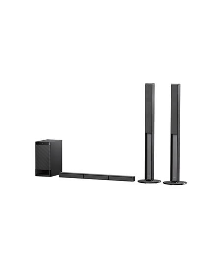 Sony 5.1ch Home Cinema Soundbar System HT-RT4 USB connectivity, 600 W, Bluetooth, 1, Speakers