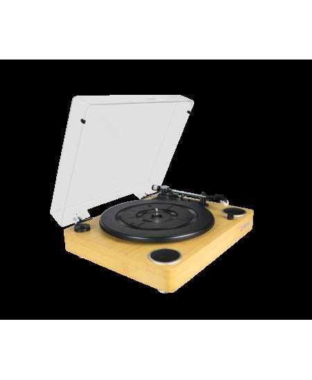 Jam Sound Turntable, Wireless, Black