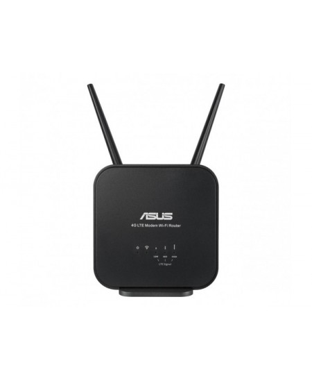 Asus LTE Modem Router 4G-N12 B1 802.11b, 300 Mbit/s, 10/100 Mbit/s, Ethernet LAN (RJ-45) ports 2, Mesh Support No, MU-MiMO No, A