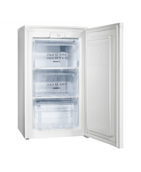 Gorenje Freezer F392PW4 A++, Upright, Free standing, Height 84.7 cm, Total net capacity 65 L, White