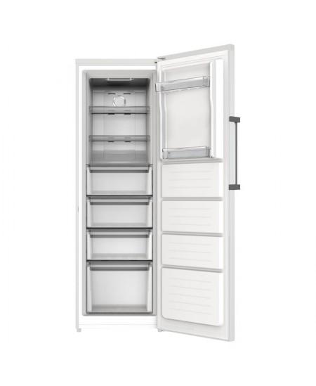 ETA Freezer ETA254590000 A++, Upright, Free standing, Height 185 cm, Total net capacity 262 L, No Frost system, Display, White