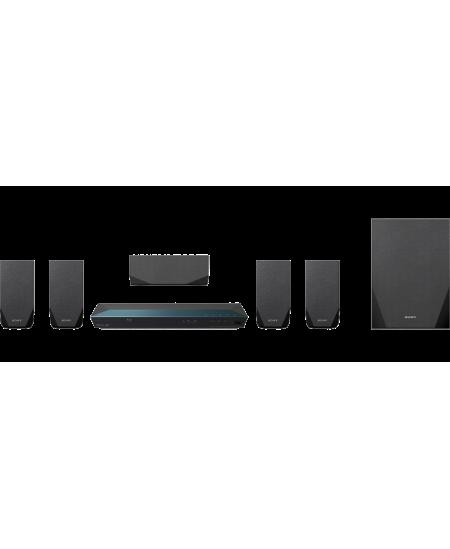 Sony BDV-E2100 Wi-Fi, AVCHD, MPEG1, MPEG2,, 1, Bluetooth, FAT32, NTFS, 1, 1000 W, AM, FM