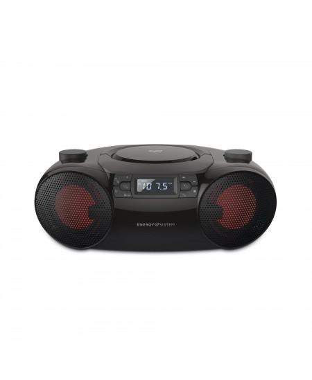 Energy Sistem Bluetooth Speaker Boombox 6 Wireless connection, Black