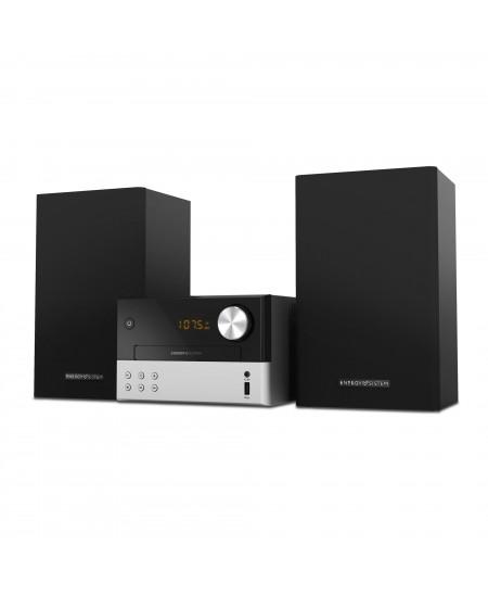 Energy Sistem Micro Hi-Fi Home Speaker 7 Bluetooth, Wireless connection, Black