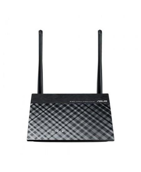 Asus Router RT-N12+ 802.11n, 300 Mbit/s, 10/100 Mbit/s, Ethernet LAN (RJ-45) ports 4, Antenna type 2xExternal 5dBi, Repeater/AP,