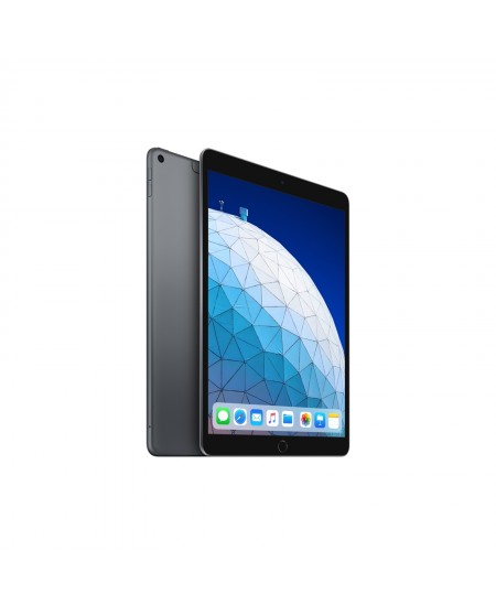 "Apple iPad Air 10.5 "", Space Gray, Retina display, 2224 x 1668 pixels, A12 Bionic chip with 64‑bit architecture; Neural E"