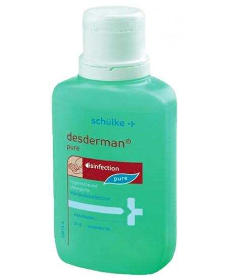 Alkoholinis rankų dezinfekantas Desderman Pure 100 ml