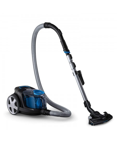 Philips Vacuum cleaner PowerPro Compact FC9331/09 Warranty 24 month(s), Bagless, Black, 650 W, 1.5 L, AAA, A, C, A, 76 dB,