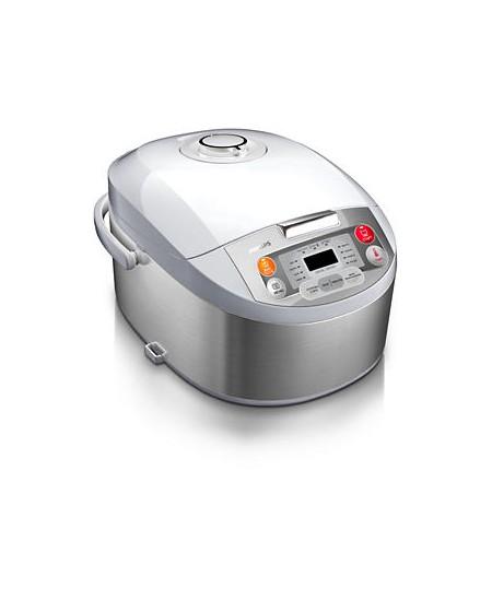 Philips Multicooker HD3037/70 980 W, 5 L, White