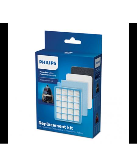Philips PowerPro Active and PowerPro Compact Starter Kit  FC8058/01
