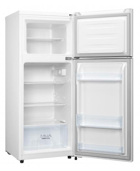 Gorenje Refrigerator RF3121PW4 A+, Free standing, Larder, Height 118.2 cm, Fridge net capacity 91 L, Freezer net capacity 29 L,