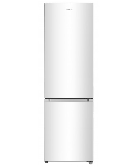 Gorenje Refrigerator RK4181PW4 A+, Free standing, Combi, Height 180 cm, Fridge net capacity 198 L, Freezer net capacity 66 L, 39