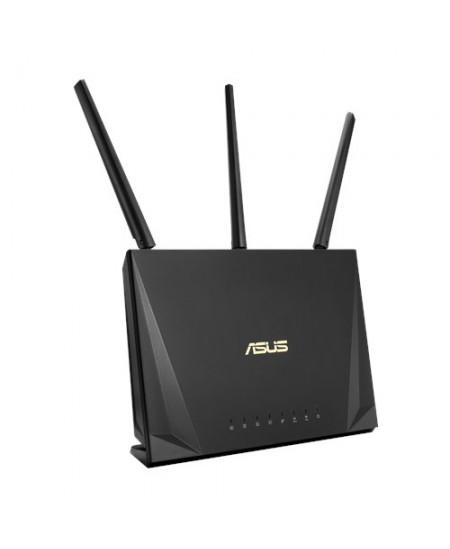 Asus Gaming Router  RT-AC65P 802.11ac, 450+1300 Mbit/s, 10/100/1000 Mbit/s, Ethernet LAN (RJ-45) ports 4, MU-MiMO Yes, Antenna t