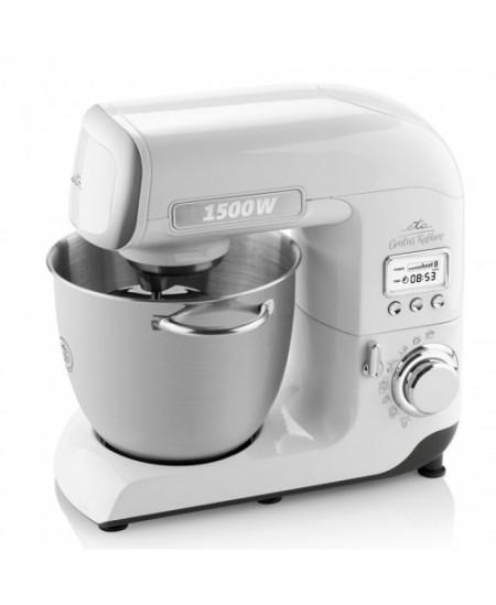 ETA Gratus Kalibro  Kitchen machine ETA003890010 White, 1500 W, Number of speeds 8, 6.7 L, Blender, Meat mincer