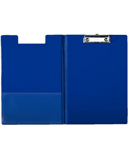 Pagrindas rašymui su atvartu ESSELTE, A4, mėlynas