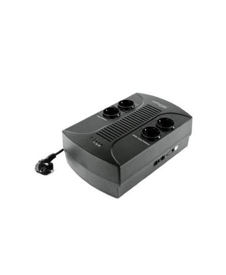 EnerGenie UPS with AVR 650 VA, 390 W, 220 V