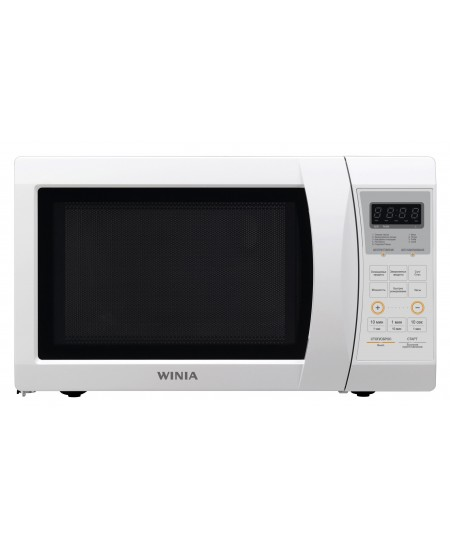 Winia Microwave oven KOR-81ABW Free standing, 800 W, White