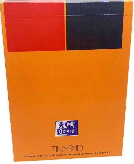 Užrašų knygelė - bloknotėlis OXFORD INTERNATIONAL, A7, 74x105 mm, 50 lapų, linija