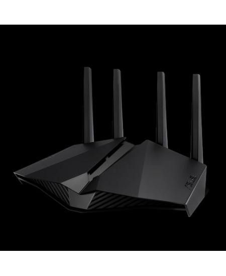 Asus Router RT-AX82U 802.11ax, 10/100/1000 Mbit/s, Ethernet LAN (RJ-45) ports 4, Antenna type External, 1 x USB 3.2 Gen 1