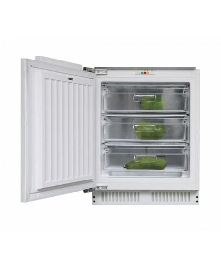 Candy Freezer CFU 135 NE A+, Upright, Free standing, Height 82.6 cm, Total net capacity 95 L, White