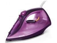 Philips Iron GC2148/30 Steam Iron, 2100 W, Water tank capacity 270 ml, Continuous steam 30 g/min, Purple