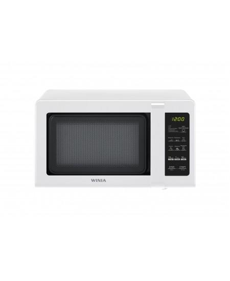 Winia Microwave oven KOR-662BWW Free standing, 700 W, White