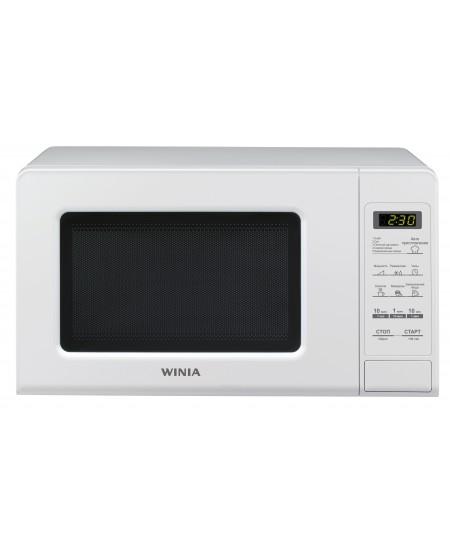 Winia Microwave oven KOR-660BWW Free standing, 700 W, White