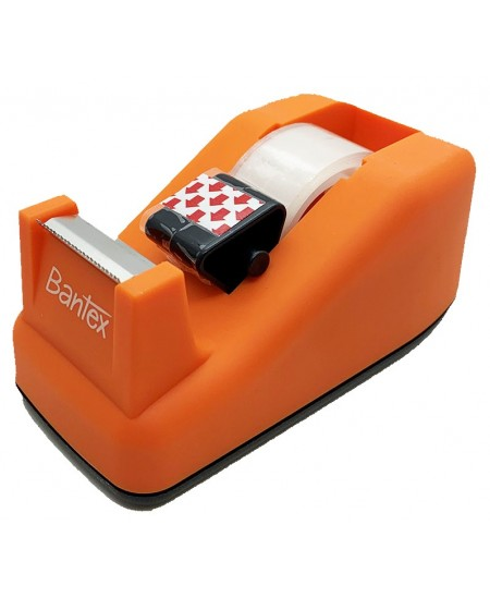 Lipnios juostelės laikiklis BANTEX TD 100, oranžinis
