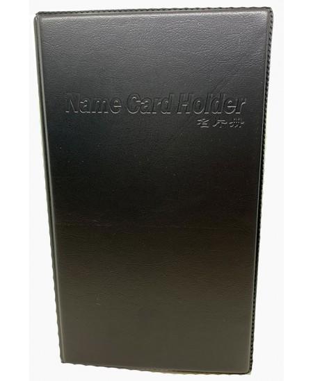 Vizitinių kortelių albumas HEETON, 120 kortelių, juodas