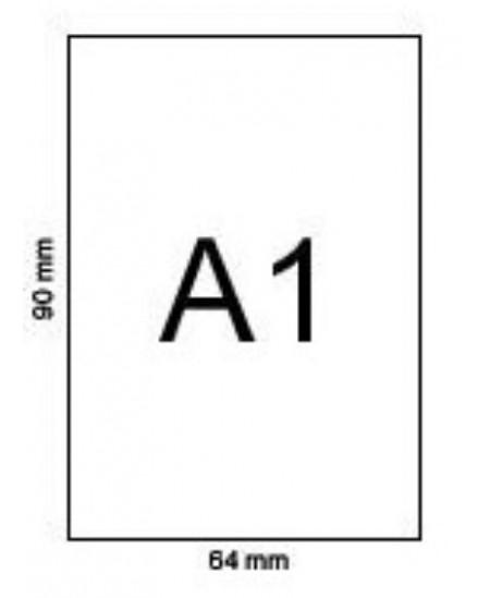 Popierius braižybai SERIXO A1, 640x900 mm, 190g/m2, 10 lapų