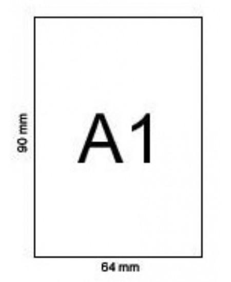 Popierius braižybai SERIXO A1, 640x900 mm, 250g/m2, 10 lapų