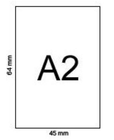 Popierius braižybai SERIXO A2, 460x640 mm, 190g/m2, 10 lapų