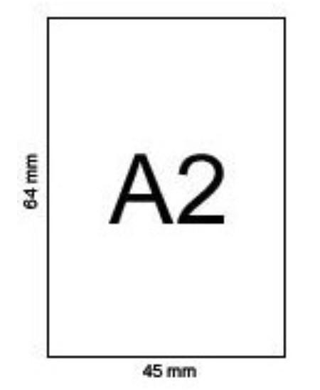 Popierius braižybai SERIXO A2, 460x640 mm, 250g/m2, 10 lapų